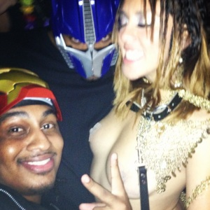 Marley & Drunk Chick